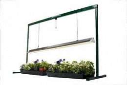 Jump Start Grow Light System - 4 Ft. (Stand, Fixture & Tube) - taphydro - 1