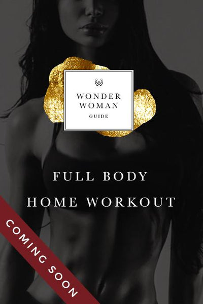 Wonder Woman Full Body Workout Guide - WonderWomanGuide