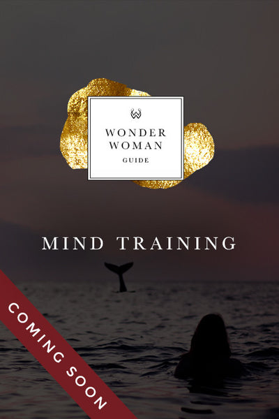 Wonder Woman Mind Training Guide - WonderWomanGuide