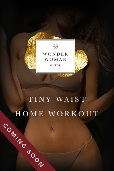Wonder Woman Tiny Waist Workout Guide - WonderWomanGuide