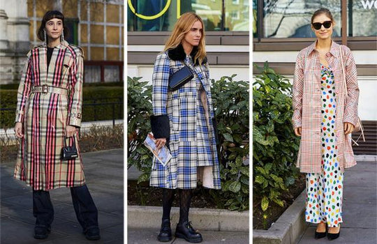 Nontraditional Plaids