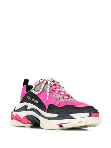 Balenciaga triple S Pink Luxury Next Season