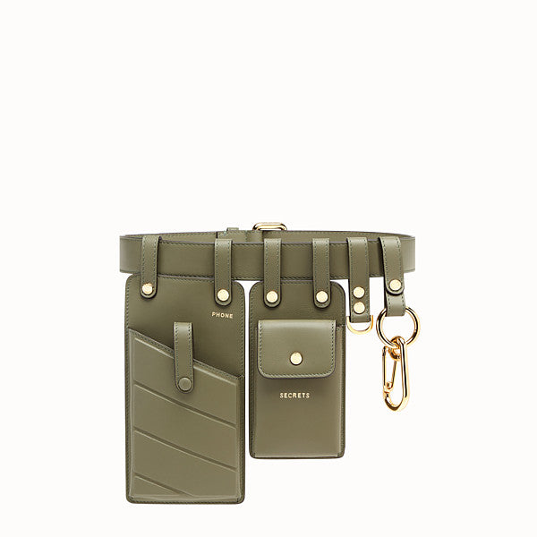 Fendi Multi Tool Belt Bag - Luxury Next Season