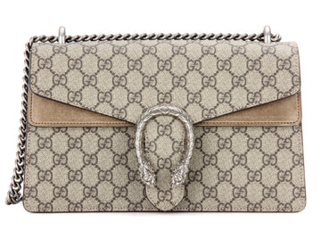 Gucci GG Dionysus Supreme Bag - Luxury Next Season