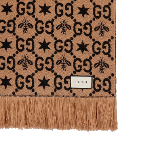 Gucci GG Throw Blanket