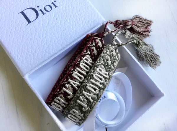 Dior Friendship Bracelet