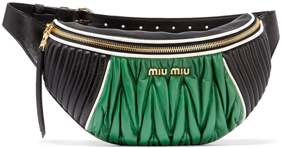 Miu Miu Rider Belt Bag - Luxury Next Season