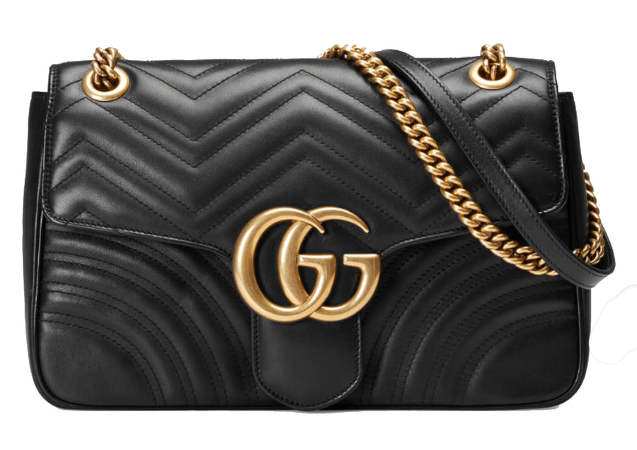 Gucci Marmont Matelasse Small Bag - Luxury Next Season
