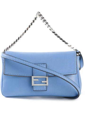 Fendi Micro Baguette Bag - Luxury Next Season