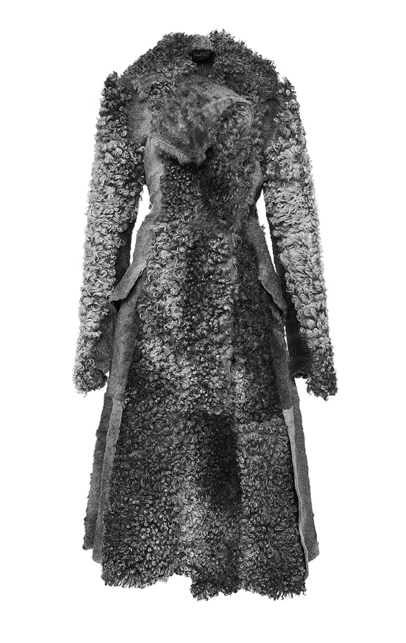 Proenza Schouler Shearling Coat - Luxury Next Season