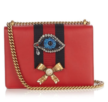 Gucci Peony Eye Shoulder Bag - Luxury Next Season