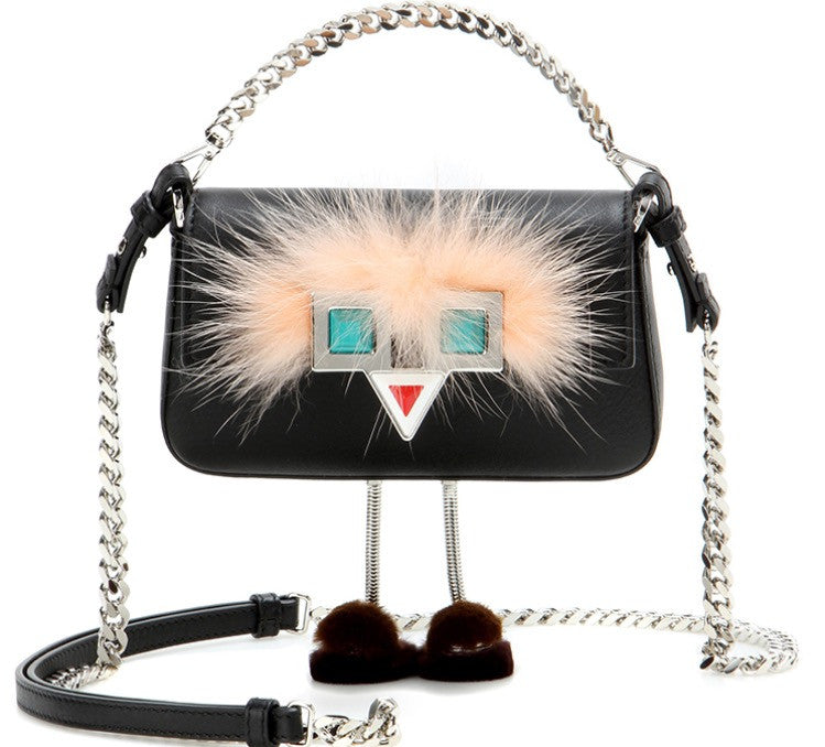 Fendi Micro Baguette Bags with Feets - Luxury Next Season