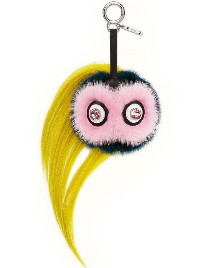 Fendi Mini Bug Charms - Luxury Next Season