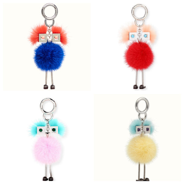 Fendi Chick Bag Charm Luxury Next Season