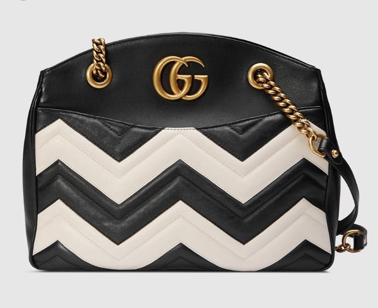 Gucci Marmont Matelasse Medium Tote - Luxury Next Season