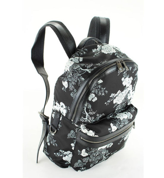 Dolce Gabbana Sanremo Floral Backpack Luxury Next Season