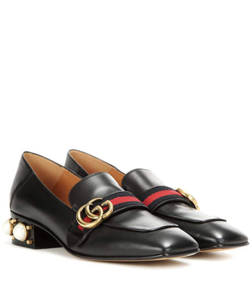 Gucci GG Mid Heel Loafer - Luxury Next Season
