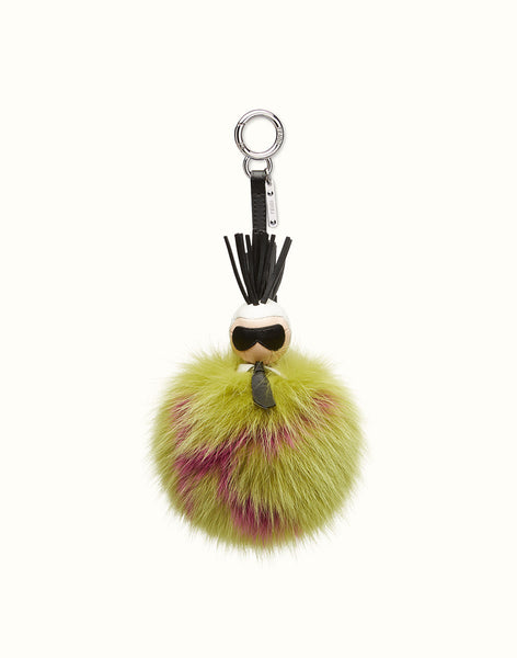 Fendi Round Karlito Charm Luxury Next Season
