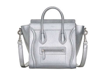 Celine Nano Luggage Bag - Luxury Next Season