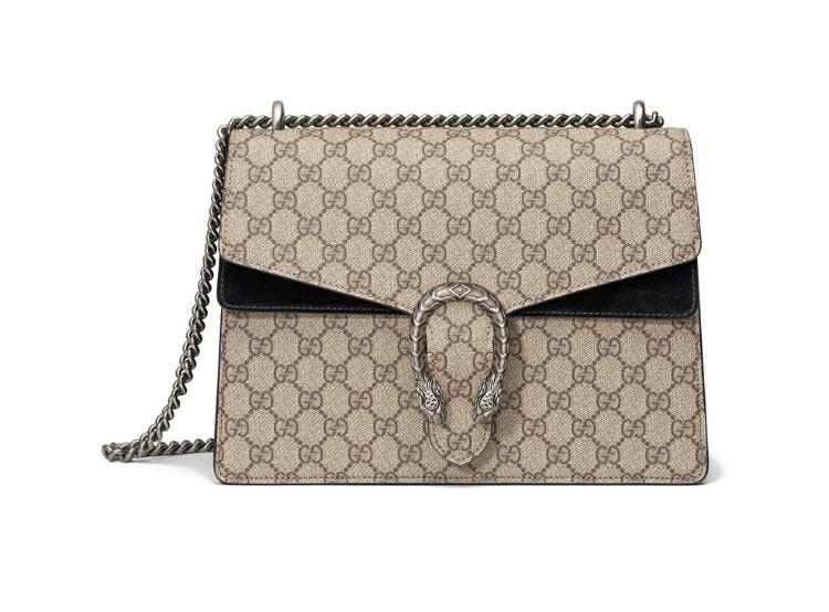 Gucci GG Dionysus Supreme Shoulder Bag - Luxury Next Season