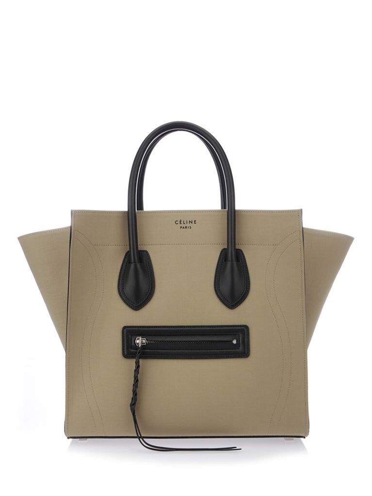 Celine Phantom Raincoat Tote - Luxury Next Season