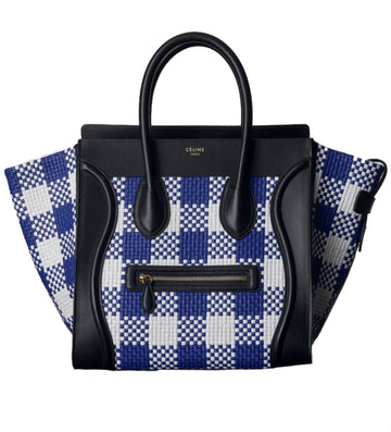 Celine Mini Luggage Bag - Luxury Next Season