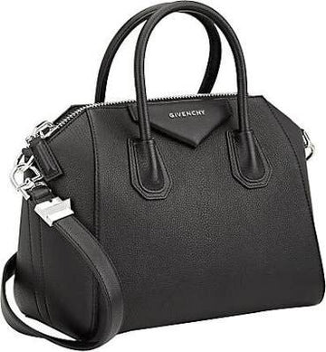 Givenchy Antigona Small Black Bag - Luxury Next Season