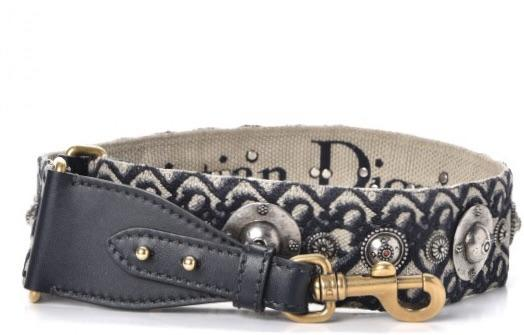 Dior Oblique Print Strap - Luxury Next Season