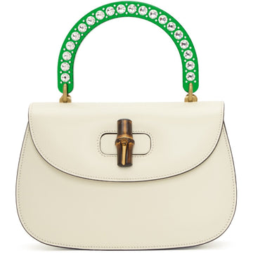 Gucci Borsa Medium Bamboo Bag - Luxury Next Season