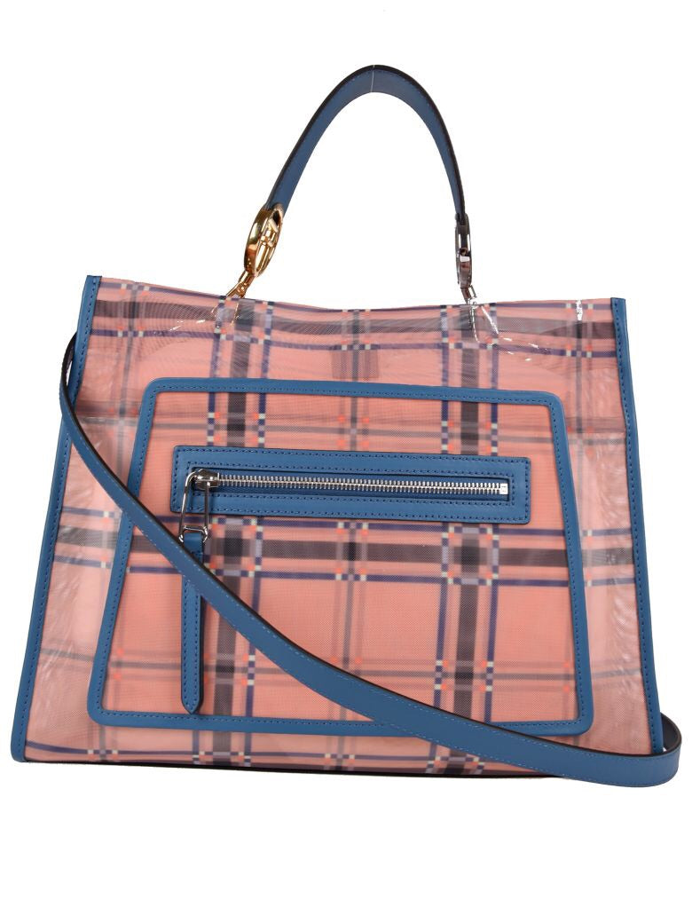 Fendi Runway Mesh Tote - Luxury Next Season
