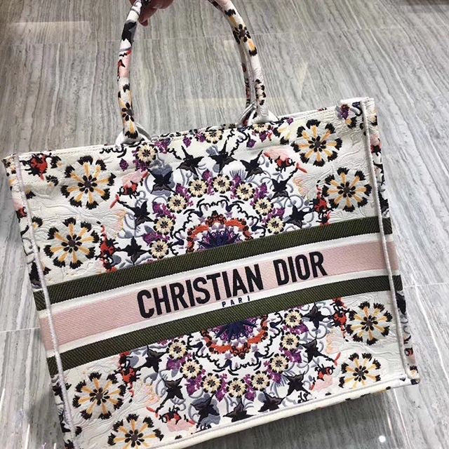 Dior Book Tote - Kaleidoscope - Luxury Next Season