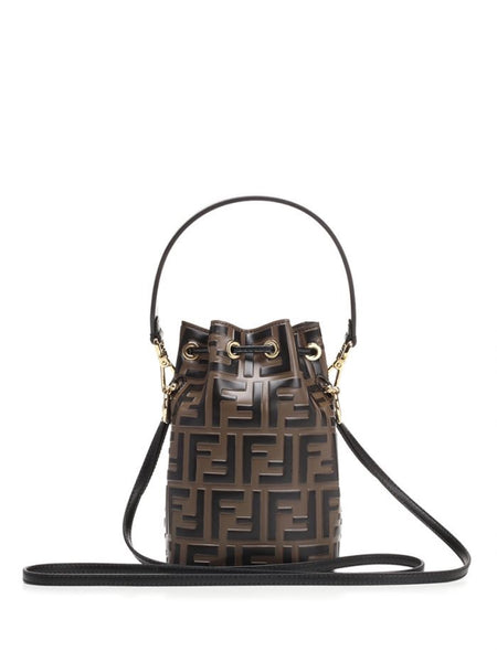 7e25a12ffabc3 Fendi Mon Tresor Bucket Bag