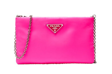 Prada Padded Clutches