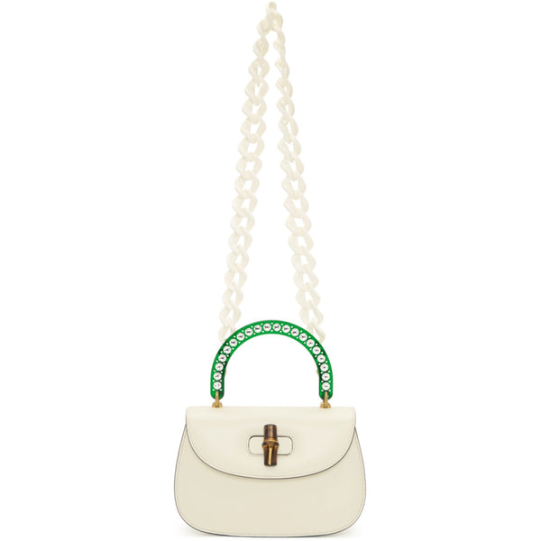 Gucci Borsa Medium Bamboo Bag
