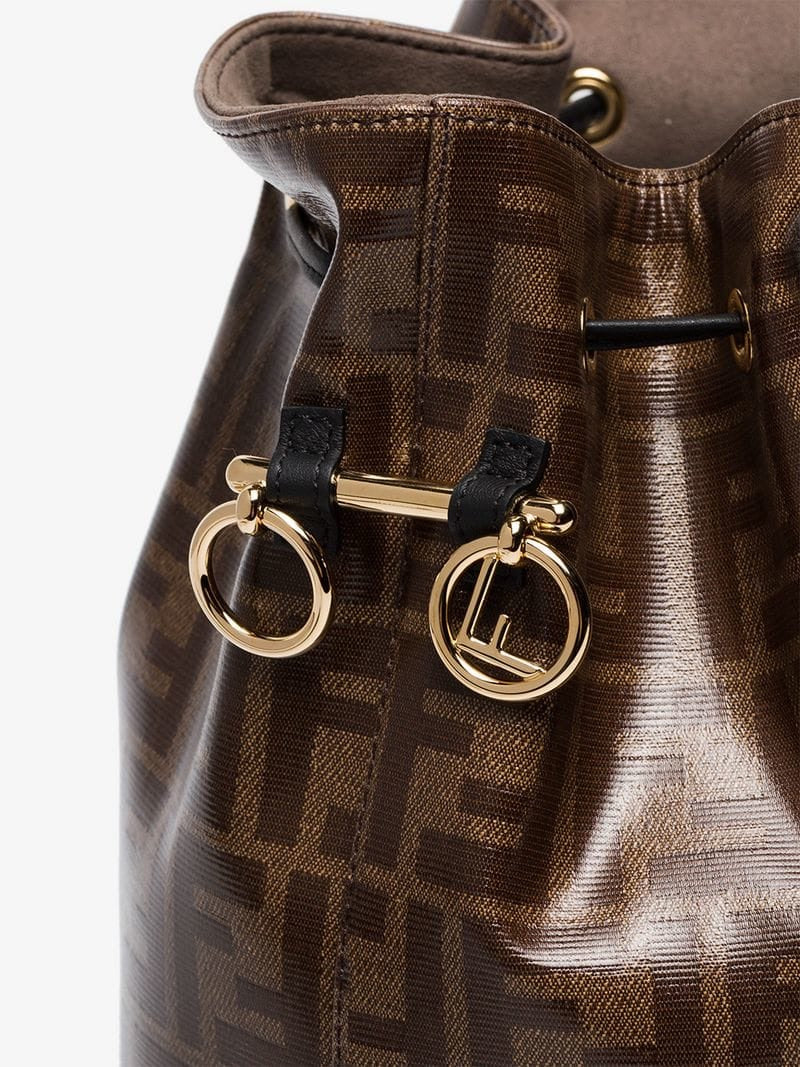 Fendi Logo Bucket Bag - Luxury Next Season