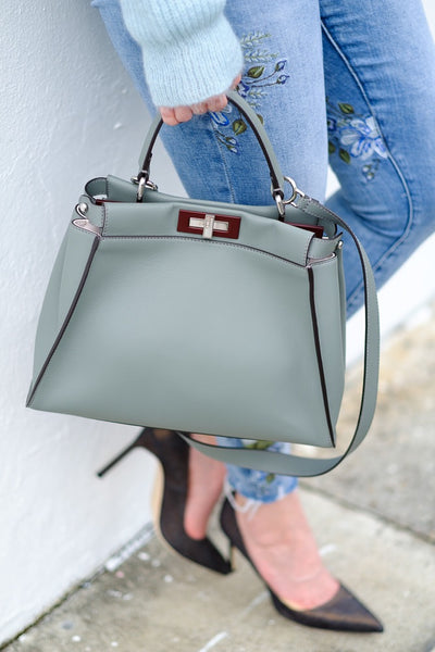 fendi gray peekaboo, luxurynextseason, peekaboo, fendi