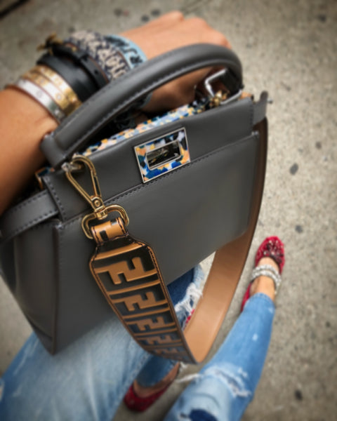 Fendi Mini Peekaboo Bags