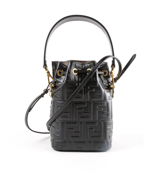 Fendi Mon Tresor bag, fendi bucket bag, luxurynextseason, fendi f logo bag