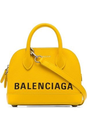 Balenciaga Ville XXS Logo Bag - Luxury Next Season