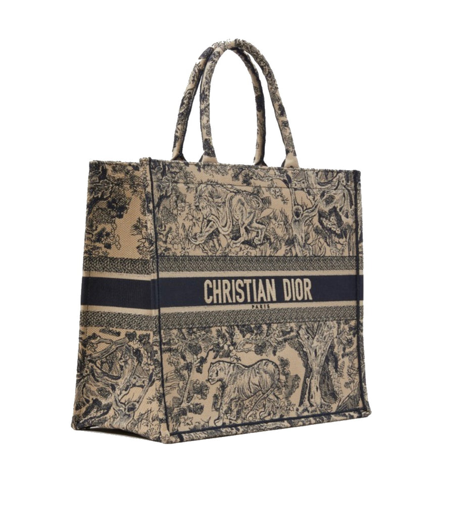13fa2d960d6 Dior Book Tote- Toile De Jouy | Luxury Fashion Clothing and Accessories