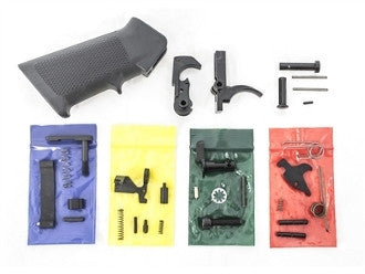CMMG AR-15 Lower Parts Kit - AR-15 Lower Parts - CNFA Outdoors