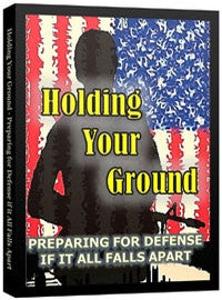 Holding Your Ground - Books - CNFA Outdoors