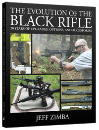 The Evolution of the Black Rifle - Books - CNFA Outdoors