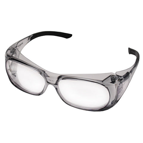 Champion Over-Spec Ballistic Glasses, Clear - Eye Protection - CNFA Outdoors