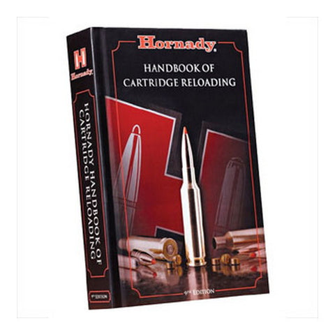 Hornady Reloading Manual - 9th Edition - Books - CNFA Outdoors