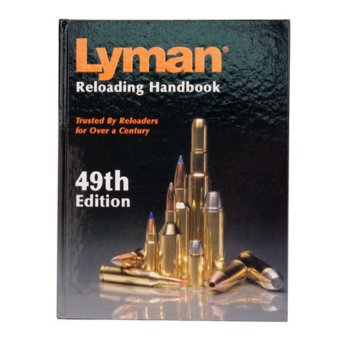 Lyman Reloading Manual - 49th Edition - Softcover - Books - CNFA Outdoors