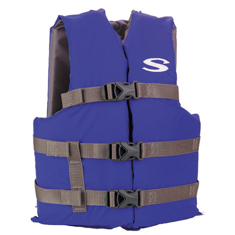 Stearns - Youth PFD 3007 Cat Boating Vest - Personal Flotation Device - CNFA Outdoors