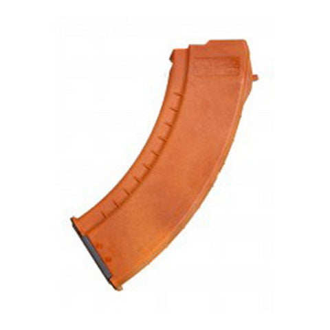 Tapco Intrafuse AK-47 Smooth Side Magazine 30 Round, Orange - Magazines - CNFA Outdoors