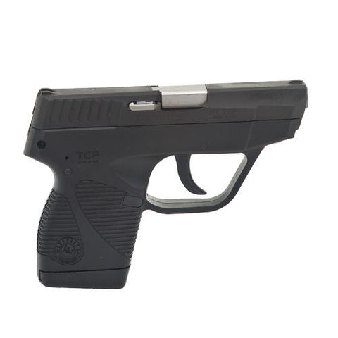"Taurus 738 TCP .380 ACP Blued, 2.84"" Barrel, FS Model, Polymer Frame, 6+1 - Pistol - CNFA Outdoors"