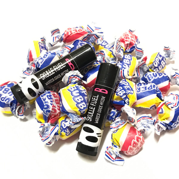 F.U.E.L. caffeinated lip balms